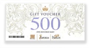 Online Panel Voucher The Mall Group
