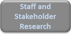 Staff and Stakeholder Research